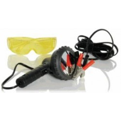 LAMPA UV WIRE BRIGHT TORCH+OKULARY RK1231, 12V, 100W, ERRECOM
