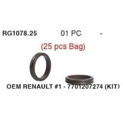 ORING PODWÓJNY 1213632 RENAULT, RG1078