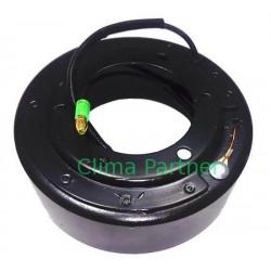 CEWKA EC040 ELEKTROMAGNES SPRĘŻARKA SANDEN  SD508 - 509 - 510 - SD5H14 / A: 103MM X B: 72MM X C: 50MM X E: 35MM / 12V