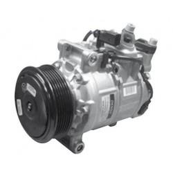 SPRĘŻARKA 1201419 DENSO 6SEU14C / AUDI A6, ALLROAD/ DCP02037/ KOŁO 100 MM - PV6 - 12V
