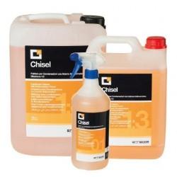 Chisel AB1070.K.01 Antykorozyjny środek do mycia skraplaczy Chisel opak.1L Errecom GOTOWY DO UŻYCIA