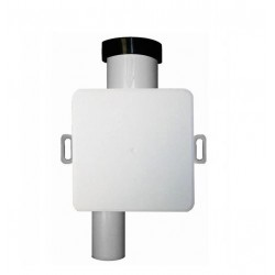 Syfon Kondensacyjny podynkowy-kulowy HL-138